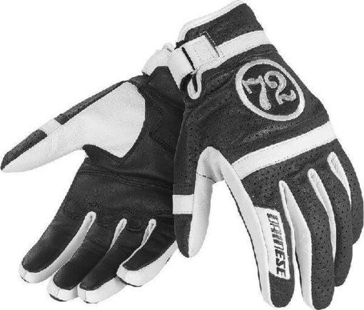 Dainese Hot Rodder Black Riding Gloves