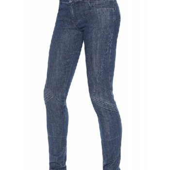Dainese Jessville Lady Skinny Denim Blue Riding Pants