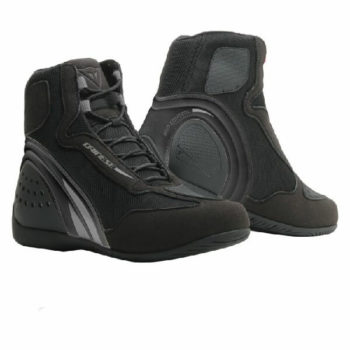 Dainese Motorshoe D1 Air Lady Black Anthracite Riding Boots