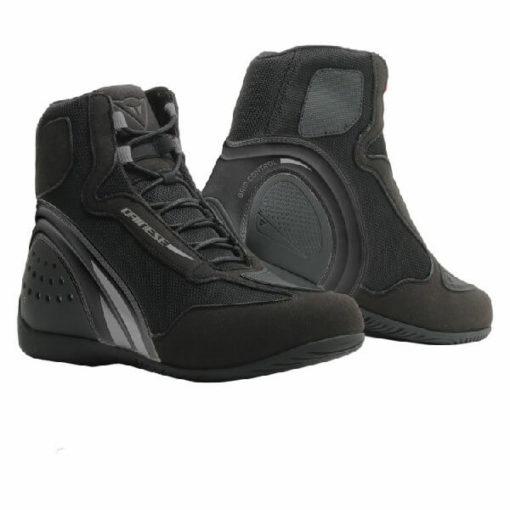 Dainese Motorshoe D1 Air Lady Black Anthracite Riding Boots