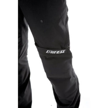 Dainese New Drake Super Air S T Black Riding Pants 1