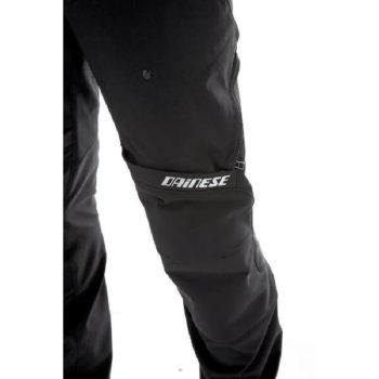 Dainese New Drake Super Air S T Black Riding Pants 1