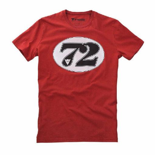 Dainese Number 72 Avio T Shirt