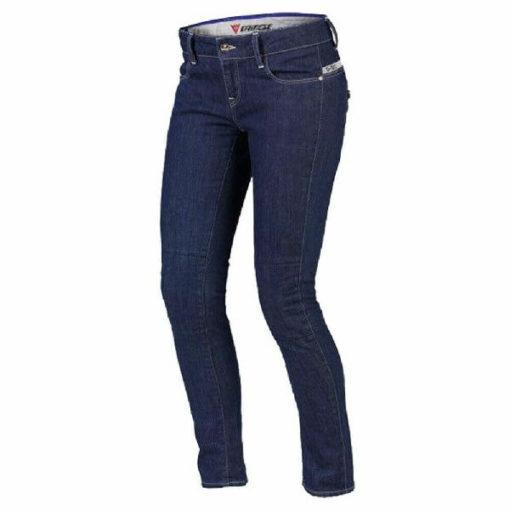 Dainese P D19 Lady Denim Blue Riding Pants