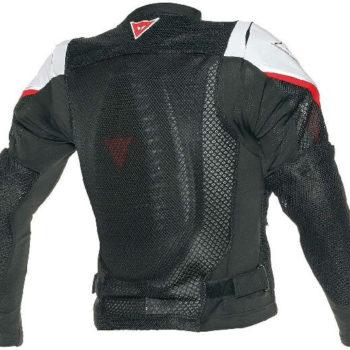 Dainese Sports Guard Black White Riding Jacket 1