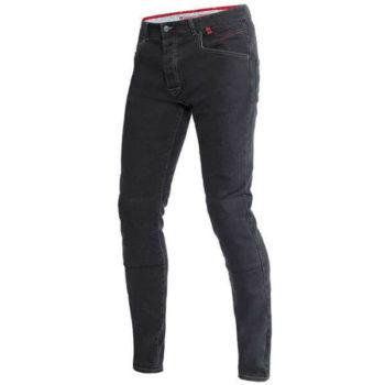 Dainese Sunville Skinny Black Denim Riding Pants