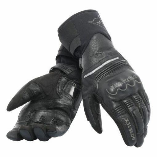 Dainese Universe Goretex Gore Grip Black Riding Gloves