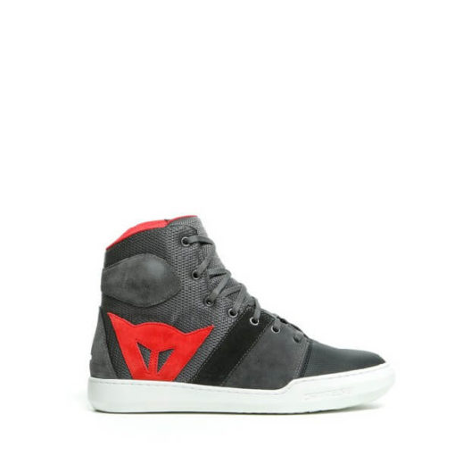 Dainese York Air Phanthom Red Riding Shoes 1