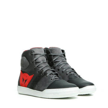 Dainese York Air Phanthom Red Riding Shoes