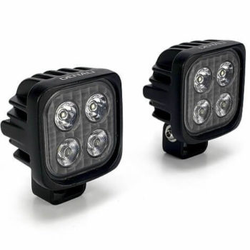 Denali S4 Auxiliary LED Lights Lights Only Set of 2