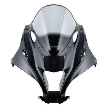MRA Double Bubble Windscreen Smoke Kawasaki ZX10R