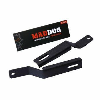 Maddog Light Clamps For Bajaj Dominar 400 1