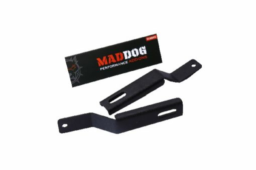 Maddog Light Clamps For Bajaj Dominar 400 1