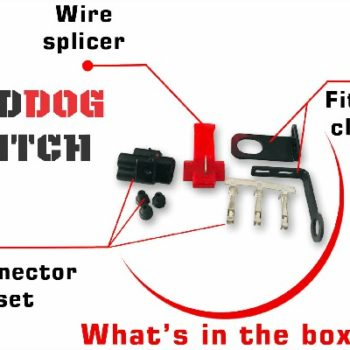 Maddog Switch For Auxiliary and Ancillary Equipments 2