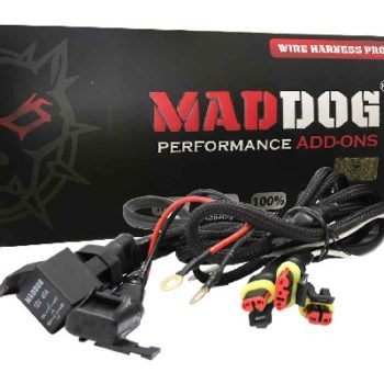 Maddog Wire Harness Pro For Auxiliary Lights 1