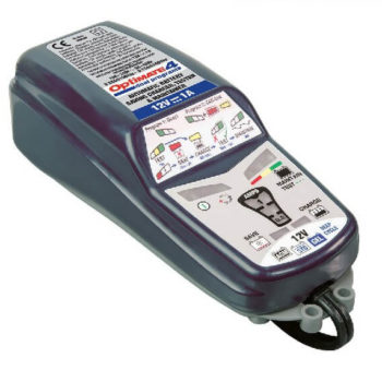 Optimate 4 Dual Program Battery Charger