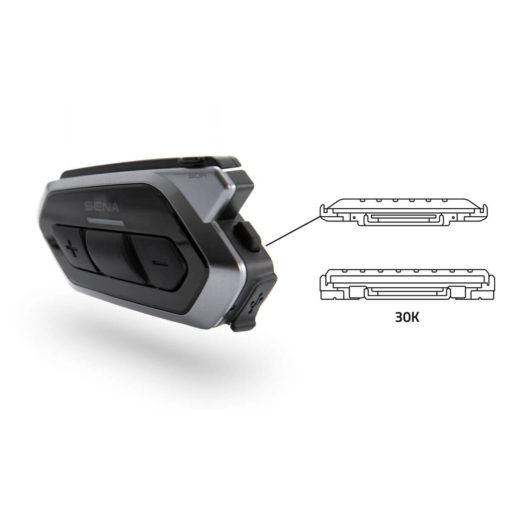 Sena 50R Motorcycle Bluetooth Communication System 4