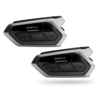 Sena 50R Motorcycle Bluetooth Communication System Dual pack