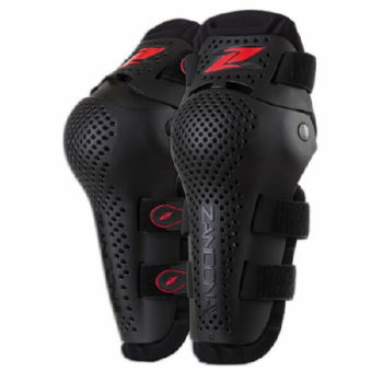 Zandona Joined Kneeguard Black