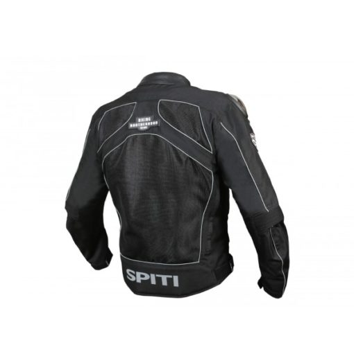 BBG Spiti Black Riding Jacket new 2