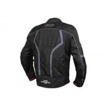 BBG xPlorer Black Grey Riding Jacket new 2