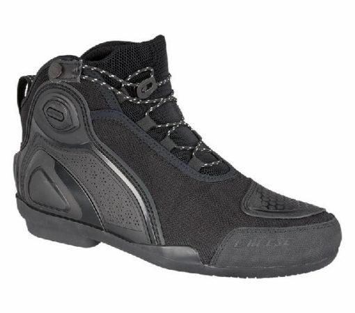 Dainese Asphalt C2B Black Riding Shoes
