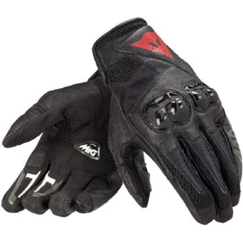 Dainese MIG C2 Lady Black Riding Gloves