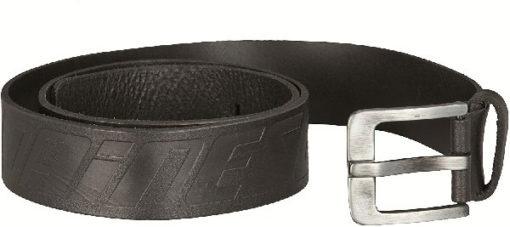 Dainese New Black Leather Belt 105