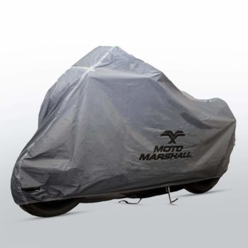Moto Marshall Shield Motorcycle Cover