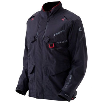 RS TAICHI DRYMASTER EXPLORER BLACK GREY JACKET