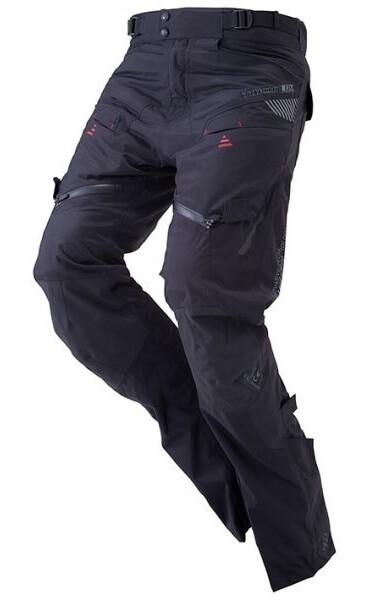 RS TAICHI DRYMASTER EXPLORER BLACK GREY PANT
