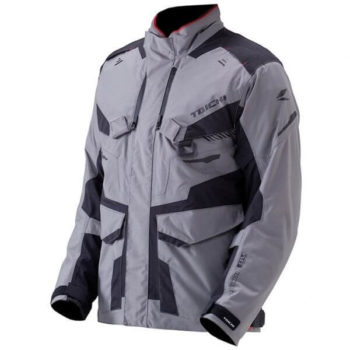 RS TAICHI DRYMASTER EXPLORER GREY MACHINE JACKET
