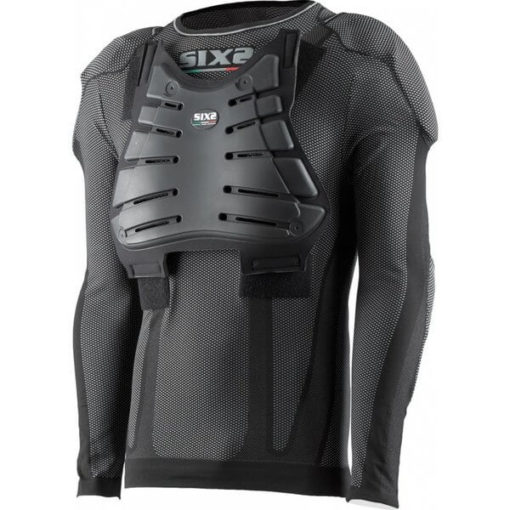 SIXS Kids Pro TS2 Long Sleeved Armoured Riding Jersey Underwear 1
