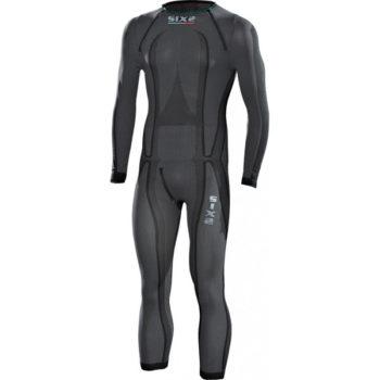SIXS STXL Complete Carbon Black Riding Undersuit 1