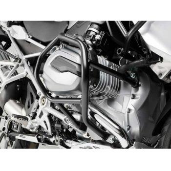 SW Motech Black Crashbars for BMW R1200GS new 1
