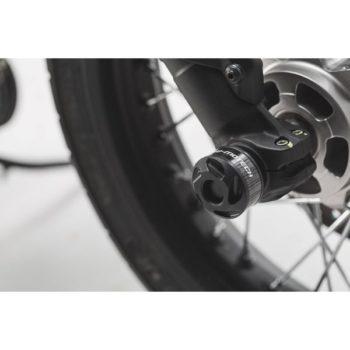 SW Motech Front Fork Sliders for Ducati Scrambler new 1