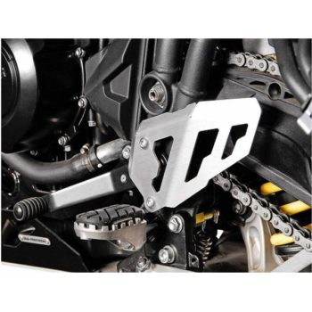 SW Motech Left Heel Guard for Triumph Tiger 800 new 2