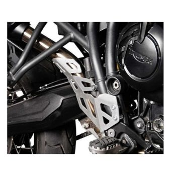 SW Motech Right Heel Guard for Triumph Tiger 800 new 1