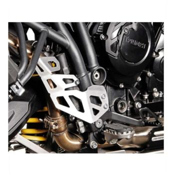 SW Motech Right Heel Guard for Triumph Tiger 800 new 2