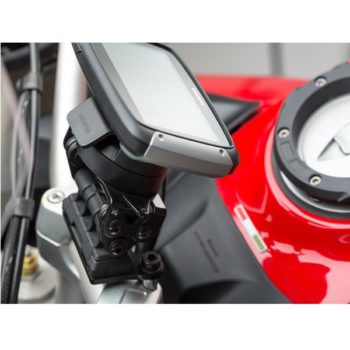 SW Motech Shock Absorbent Quick Lock GPS Mount for Ducati Multistrada 950 1200 1260 Enduro 1200 Enduro 1260 new