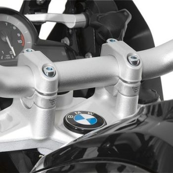 Touratech 15 mm Handlebar Riser For BMW R1200GS Adventure R1250GS Adventure 2