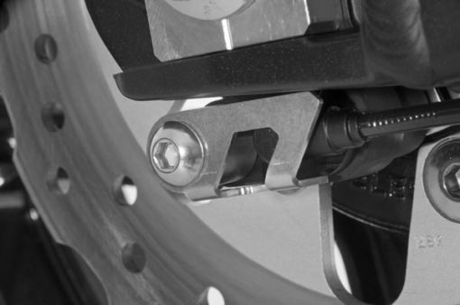 Touratech ABS Rear Sensor Protector For Kawasaki Versys 650 2