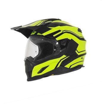 Touratech Aventuro Carbon Vision Duel Sport Helmet 1