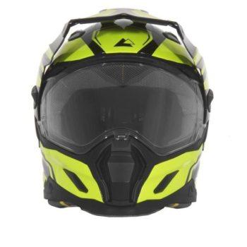 Touratech Aventuro Carbon Vision Duel Sport Helmet 2