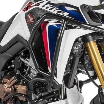 Touratech Black Crash Bar For Honda CRF1000L Africa Twin 1