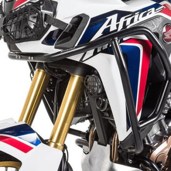 Touratech Black Crash Bar For Honda CRF1000L Africa Twin 2
