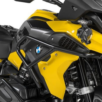 Touratech Black Fairing Crash Bar For BMW R1250 GS 1