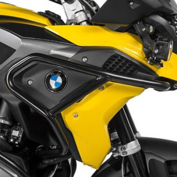 Touratech Black Fairing Crash Bar For BMW R1250 GS 2
