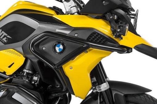 Touratech Black Fairing Crash Bar For BMW R1250 GS 2