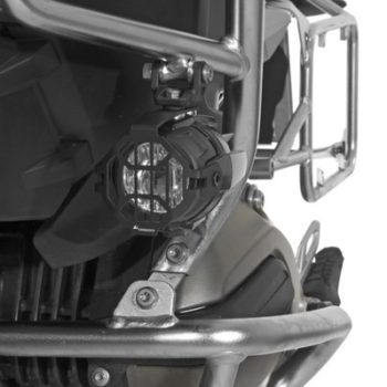 Touratech Black Fog Headlight Protector For BMW 2